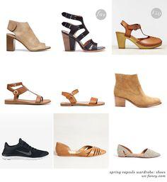 Un-Fancy: a minimalist fashion blog. Pretty cool idea :)