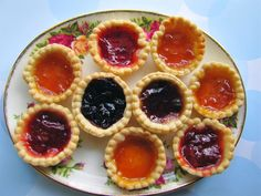 Albion Cooks: Jam Tarts