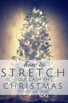 Chasing Pradas and PR: How To Stretch Your Cash This Christmas