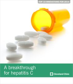 Sofosbuvir, the first all-oral treatment for hepatitis C, improves outcomes, reduces treatment time and comes with fewer side effects.