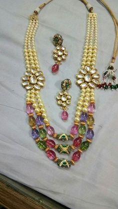 Designer Fusion Stylish Beaded and Kundan Necklace Set ----------------------- +917737705455  #necklace #jewellery #beaded #designer #stylish #fashion #women #woman #wholesale #export #buy #online #usa #uae #dubai #uk #singapore #mumbai #pune #banglore #southindia #fashion #jewelry #costumejewelry #girlsfashion #fashionaccessories #womenfashion #costumeaccessories #trendyjewelry #trendyfashion #costume #dressup #jewelrygift #jewelrybusiness #necklace #earrings #rings #jewelryset #bracelets…