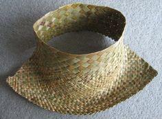 Flax Weaving - Potai - Hat
