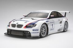 BMW rc cars such as and can be bought in either electric or nitro power. Popular are the BMW radio control models from Tamiya. Bmw M3, Radios, New Car Wallpaper, Play Vehicles, High Performance Cars, Remote Control Cars, Car Shop, Car Brands, Bmw Cars