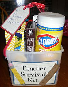 Back to School Teacher Gifts!