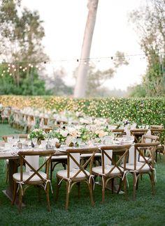 Photography: Jose Villa Photography - josevillaphoto.com Floral Design: Flowerwild - flowerwild.com Venue: The Inn At Rancho Santa Fe - theinnatrsf.com   Read More on SMP: http://www.stylemepretty.com/2016/01/12/spring-al-fresco-wedding-in-rancho-santa-fe/