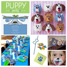 Image detail for -birthday party theme a delightful children s puppy birthday party | Re ...