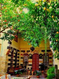 Old damascus house...amazing