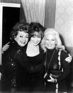 Lucille Ball, Shirley MacLaine and Ginger Rogers. Hollywood Pictures, Old Hollywood Movies, Golden Age Of Hollywood, Hollywood Actresses, Classic Hollywood, Actors & Actresses, Vintage Hollywood, Classic Actresses, I Love Lucy