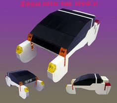 A space car by Shannon Ocean, via Flickr