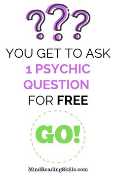 17 Best Free psychic question images in 2014 | Free psychic question