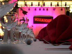 Moulin Rouge-teematapahtuma.