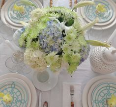 Luxe Report: Luxe Entertaining: Easter Table