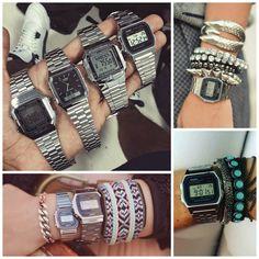 86dd9d4b278 Como não amar uma peça bacana e com preço justo  Os relógios Casio da linha