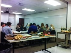 #Parallels #Thanksgiving #Friendsgiving #CompanyParty