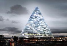 Pirámides del siglo XXI  Un recorrido por las estructuras piramidales que se han construido en los últimos años