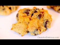 Coconut Flour Chocolate Chip Cookies (Grain + Gluten Free) - Clean & Delicious with Dani Spies Gluten Free Treats, Gluten Free Cookies, Gluten Free Recipes, Keto Cookies, Keto Recipes, Coconut Flour Cookies, Baking With Coconut Flour, Almond Flour, Cookie Recipes