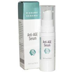 D'adamo, Anti-Age Serum, .50 fl oz (15 ml) - iHerb.com