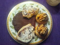* Bei Veggie Love gab es Johannisbeerlebkuchen, Walnuss-Marzipan-Bällchen und Aprikosenschnecken *schmacht*