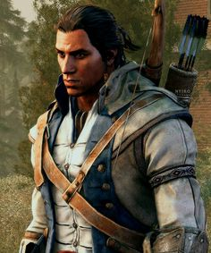 Connor Kenway Assassin's Creed 3