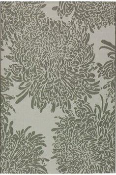 Martha Stewart Living™ Chrysanthemum All-Weather Rug - Martha Stewart Living™ Rugs - Outdoor   HomeDecorators.com