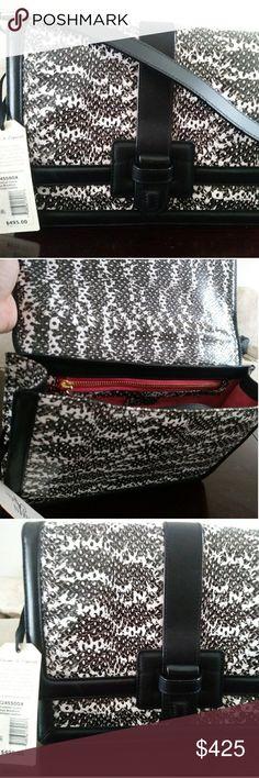 Brahmin Brookline Clutch Italian Leather Vintage clutch/hsndbag Brahmin Bags Shoulder Bags