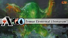 Not Enough Stacks | Temur Elemental Ultimatum | MTG Arena
