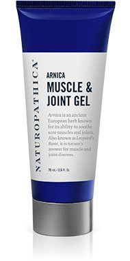 Naturopathica Arnica Muscle & Joint Gel - 75 ml / 2.5 fl. oz