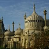 "Most Amazing Day Trips from London. Brighton is famous not only for its ""hip, urban beach"", but for its Royal Pavilion, ""Britain's Most Exotic and Extraordinary Palace"".The British Raj - Britain's Indian Empire - was young and exciting and the fashion for Chinoiserie was all the rage in the early 19th century when the Prince Regent - later King George IV - had architect John Nash convert his farm house near the seaside into the extraordinary fantasy Palace that is the Royal Pavilion. The…"