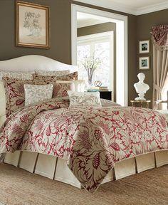 Croscill Avery California King Comforter Set