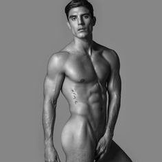 Chad White models for Atlantic Spring/Summer (Source: ) Chad White, Mens Fashion Magazine, Men's Fashion, Hommes Sexy, Male Form, Male Physique, Nude Photography, Attractive Men, Male Beauty
