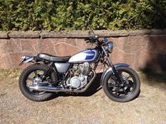 My 1982 Yamaha SR400 (now sold)  SR 400