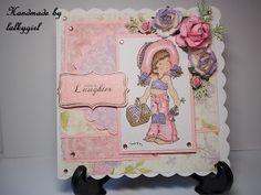 My creative Place: sarah kay card