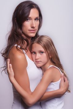 Mother and daughter by Brad Olson on 500px