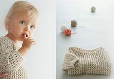 Tricot : tous nos modèles pour bébé - Prima.fr