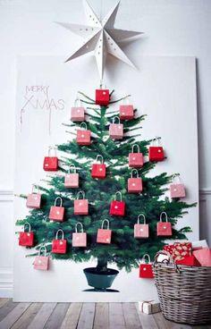 100均アイテムクでクリスマスが盛り上がる!誰でもできる簡単インテリア♡ | folk