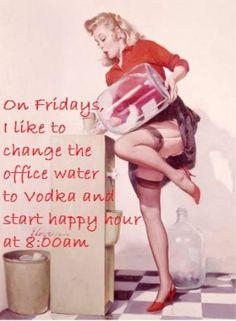 Humor Friday Happy Tgif New Ideas Tgif, Office Humor, Work Humor, Work Funnies, Friday Quotes Humor, Funny Quotes, Friday Funnies, Humor Quotes, Bar Quotes