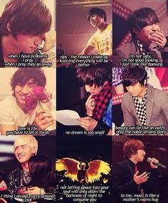 Daesung, one of the really good singers in the k-pop industry !