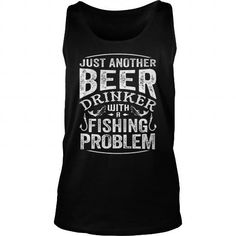 c8318e23d Awesome Tee BEER DRINKER FISHING Shirts & Tees #FishingShirt Hunting  Shirts, Fishing Shirts