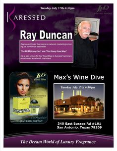 Max's Wine Dive event!  6:30pm sharp