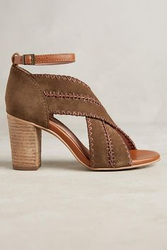 Slide View: 2: Seychelles Whipstitch Party Up Heels