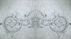 #sketch#drawingart#ornaments#design#decor#baroque#pencilart#art#handmade#drawing#patterns#graffics#zeichnung#imagen#ink#рисунок #орнаменты#узор#отрисовка#графика#набросок#отруки#эскиз#русскийстиль#ручнаяработа#иконостас#убранство#красота#шедевр#мастерство Drawing Furniture, Ornament Drawing, Wood Carving Designs, Tatoo Art, Wow Art, Mehndi, Design Elements, Embroidery Patterns, Pattern Design