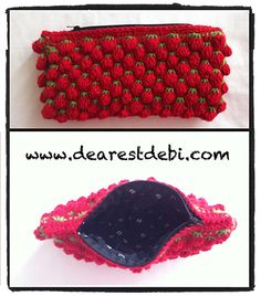 How to do the Tunisian Crochet Berry Stitch!!!!