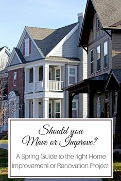 A Spring Home Improvement & Renovation Guide – Whether You Want to Move or Improve – Cleveland & Columbus Ohio Home Renovation, Home Remodeling, Shower Wall Panels, Shower Doors, Assisted Living Facility, Porch Addition, Front Porch Design, Wet Rooms, Spring Home