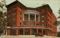 Tbt Greenville Sc Ottaray Hotel See The Pin Next To This One For