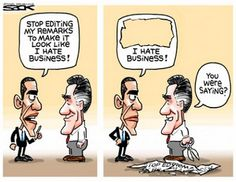 theweekmagazine:    Cartoon of the day — Taking a bite out of sound STEVE SACK © 2012 Creators Syndicate  More cartoons