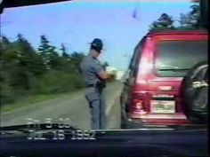 Maine State Trooper...I Love being a Maine-ah!