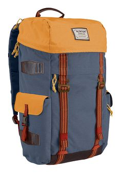 ebe97d46e96a Burton Annex Backpack shown in Washed Blue  Holiday Colorway  Burton  Backpack