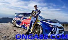 Travis Pastrana and his Red Bull liveried Subaru Impreza Subaru Wrc, Subaru Rally, Rally Car, Subaru Impreza, Wrx Sti, Nitro Circus, Monster Energy, Triumph Motorcycles, Ducati