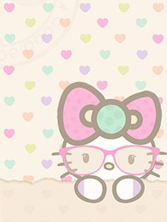 Kawaii so cute. Hello Kitty Backgrounds, Hello Kitty Wallpaper, Hello Kitty Items, Sanrio Hello Kitty, Cellphone Wallpaper, Iphone Wallpaper, Hello Kitty Pictures, Hello Kitty Collection, Character Wallpaper
