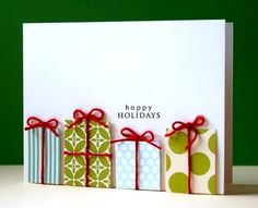 Homemade christmas card - Handmade Cards 2012 -2013   Handmade Cards 2012 -2013